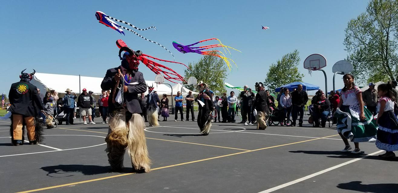 Mixtecos Kite Festival