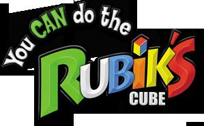 Rubiks Cube Logo