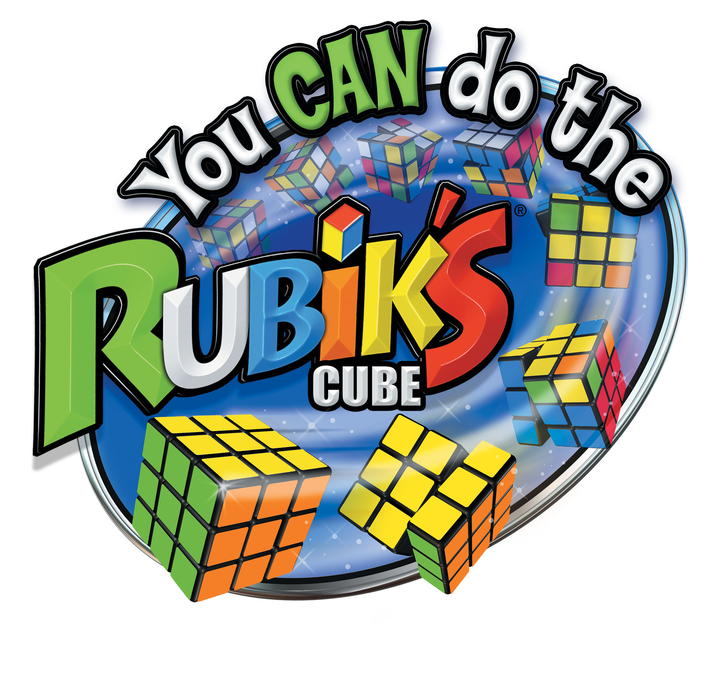 You Can Do It Rubiks Cube